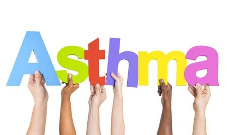 Children holding an asthma sign - Copyright: <a href='https://www.123rf.com/profile_rawpixel'>rawpixel / 123RF Stock Photo</a>